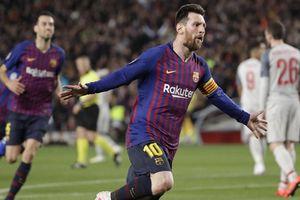 Liverpool - Barcelona (lượt đi 0-3): Nhiệm vụ bất khả thi