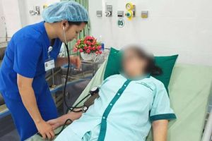 Nữ du khách bị suy gan cấp nặng do sử dụng thuốc quá liều