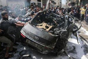 Hamas, Israel nhất trí ngừng bắn ở Dải Gaza
