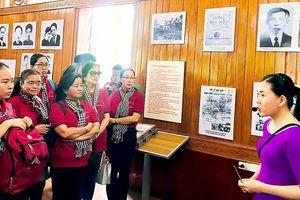 TPHCM tổ chức Hành trình về thăm quê Bác