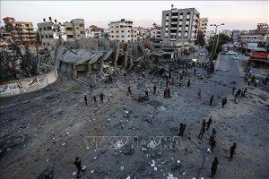 Israel - Palestine đạt thỏa thuận ngừng bắn