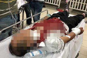 Nghi án tài xế taxi bị đâm vào cổ cướp tài sản