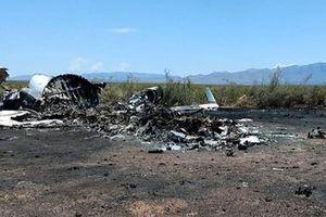 Cả gia đình một doanh nhân đều tử nạn trong vụ rơi máy bay làm 13 người chết ở Mexico