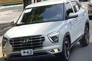 Xe crossover Hyundai ix25 2019 chạy thử tại Hàn Quốc