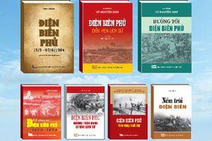 Ra mắt bộ sách '65 năm Chiến thắng Điện Biên Phủ - Mốc vàng chói lọi'