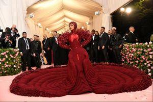Những hình ảnh ấn tượng trên thảm đỏ Met Gala 2019