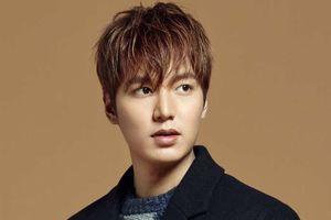 Lee Min Ho quay lại đóng phim sau thời gian đi nghĩa vụ quân sự