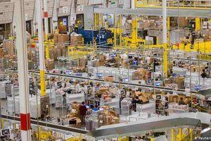 Amazon đủ sức giao hàng trong ngày đến 72% dân số Mỹ