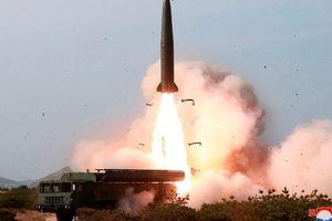 Hàn Quốc xác nhận Triều Tiên đã thử nghiệm một loại vũ khí mới