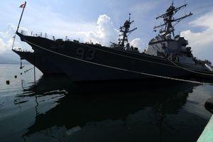 Mỹ khiến Trung Quốc 'sống không yên' ở Biển Đông?