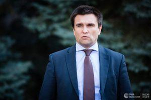 Ngoại trưởng Ukraine tuyên bố từ chức sau lễ nhậm chức của ông Zelensky