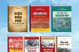 Ra mắt bộ sách về 65 năm Chiến thắng Điện Biên Phủ