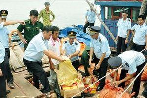 TP. Hồ Chí Minh: Thu ngân sách trên 792,427 tỷ đồng từ công tác chống buôn lậu, gian lận thương mại