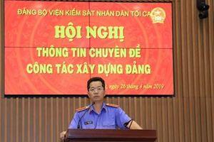 Phó Viện trưởng VKSND tối cao Nguyễn Văn Quảng là thành viên BCĐ 389 quốc gia