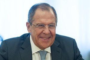 Ngoại trưởng Nga Lavrov nói đùa ngừng đếm số lần gặp ngoại trưởng Hoa Kỳ