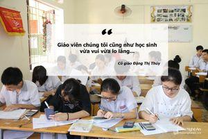 Ý kiến về việc 2 trường chuyên THPT ở Nghệ An thi chung đề
