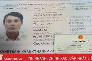 Góp tiền đưa thi thể lao động Hà Tĩnh tử vong tại Lào về an táng