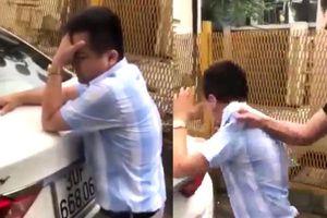 Thò tay vào váy học viên có chồng, thầy dạy lái xe ở Hà Nội bị chửi đánh như con?