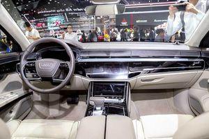 Triệu hồi gần 200 xe Audi tại VN do lỗi kỹ thuật