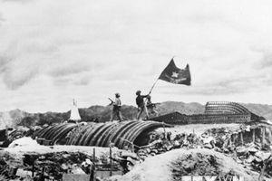 Thông điệp lịch sử từ Chiến thắng Điện Biên Phủ