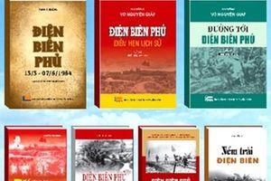 Xuất bản bộ sách '65 năm chiến thắng Điện Biên Phủ-Mốc vàng chói lọi'