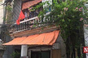 Đã bắt được nghịch tử sát hại bố ở Hà Nội