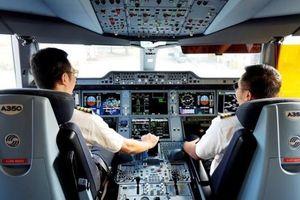 Mức lương phi công 'khủng' nhất tại Vietnam Airlines là 300 triệu đồng/tháng