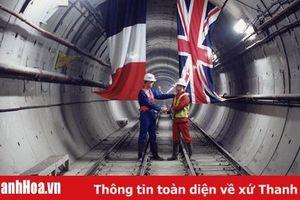 Những điều bạn có thể chưa biết về siêu dự án Channel Tunnel