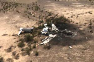 Rơi máy bay ở Mexico, 13 người thiệt mạng