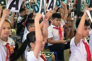 500 thiếu nhi tham gia Liên hoan 'Chiến sĩ nhỏ Điện Biên'