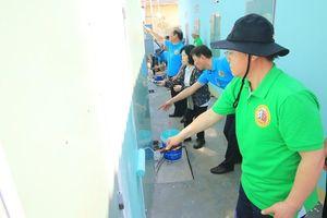 VESAMO trao 7000 USD cho nạn nhân chất độc da cam tỉnh Bình Định