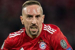 Ribery xác nhận rời Bayern Munich vào cuối mùa giải