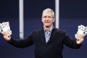 Apple thâu tóm hàng loạt công ty mới với tốc độ chóng mặt