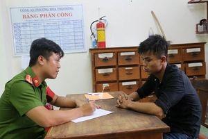 Nam thanh niên mang xăng phóng hỏa chung cư ở Đà Nẵng