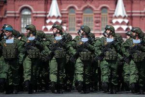 Nga duyệt binh chuẩn bị cho ngày Chiến thắng 9-5-2019