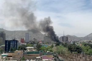 Nổ lớn tại trung tâm Thủ đô Kabul của Afghanistan
