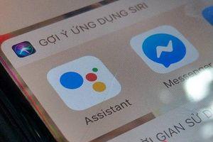 Google Assistant tiếng Việt chính thức cho tải về iPhone tại Việt Nam