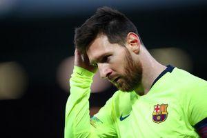 Chấm điểm Liverpool 4-0 Barca: Một mình Messi là không đủ