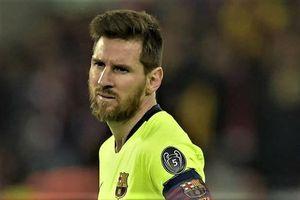 'Messi và HLV Valverde góp phần khiến Barca nhận thất bại lịch sử'