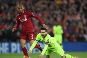 Liverpool 4 – 0 Barcelona: Bản lĩnh của 'ông vua đấu Cup'