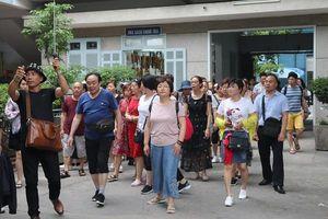 Đà Nẵng: Thị trường khách du lịch Trung Quốc giảm nhẹ