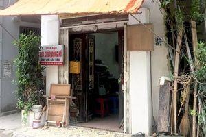 Nghịch tử nghi sát hại bố ở Hoàng Mai: Tiếng kêu cứu