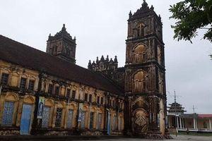 Hội Kiến trúc sư đề nghị giữ nguyên giá trị lịch sử, văn hóa khi cải tạo Nhà thờ Bùi Chu
