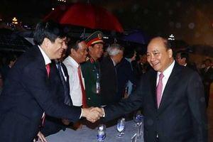 Thủ tướng Chính phủ dự Lễ kỷ niệm 990 năm Thanh Hóa