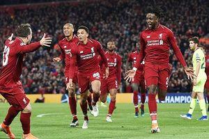 Liverpool và 'đêm Anfield huyền diệu'