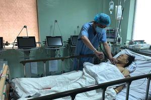 Phẫu thuật cấp cứu thành công bệnh nhân bị ngưng tim