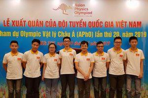 Cả 8 thí sinh Việt Nam thi Olympic Vật lý châu Á 2019 đoạt giải