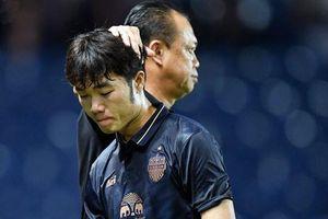Vào sân 30 phút tại AFC Champions League, Xuân Trường không cứu nổi Buriram United
