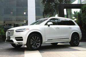 Bảng giá Volvo mới nhất tháng 5/2019: XC90 Inscription là 3,99 tỷ đồng