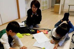 Lý do người Nhật Bản thường không dành phòng học riêng cho con trẻ